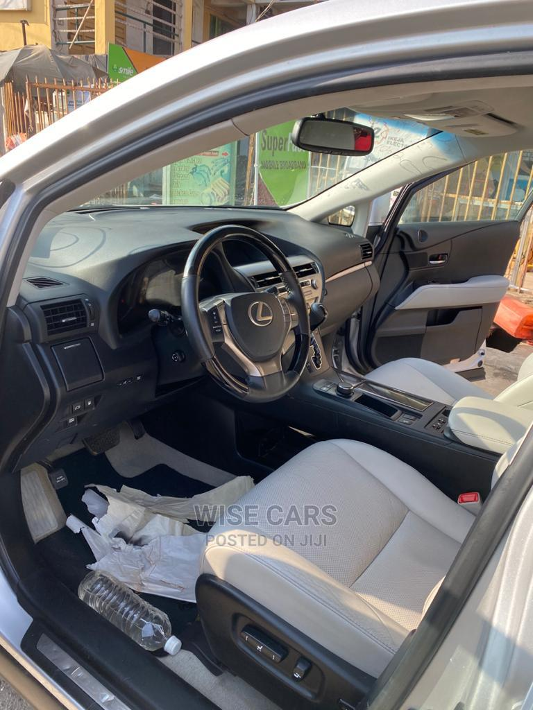 Lexus RX 2014 Silver   Cars for sale in Ikeja, Lagos State, Nigeria