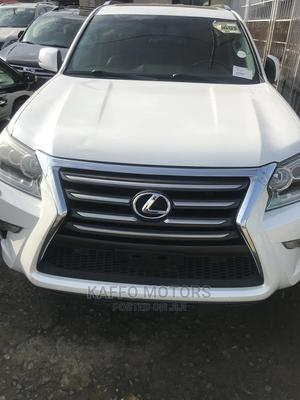 Lexus GX 2014 460 Base White | Cars for sale in Lagos State, Ikeja