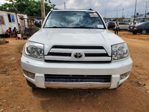 Toyota 4-Runner 2004 White | Cars for sale in Lagos State, Oshodi