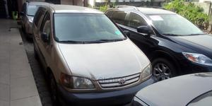 Toyota Sienna 2001 Gold | Cars for sale in Lagos State, Ajah