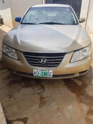 Hyundai Sonata 2009 2.4 SE Gold | Cars for sale in Lagos State, Alimosho