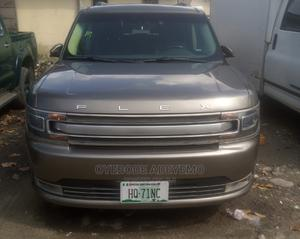 Ford Flex 2014 Gold | Cars for sale in Lagos State, Ikoyi