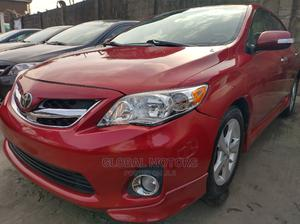 Toyota Corolla 2011 Red | Cars for sale in Lagos State, Victoria Island