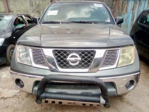 Nissan Frontier 2006 King Cab Gray | Cars for sale in Lagos State, Ikeja