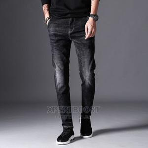Top Quality Black Jeans for Men | Clothing for sale in Lagos State, Ikeja