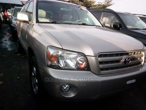 Toyota Highlander 2007 Silver   Cars for sale in Lagos State, Apapa