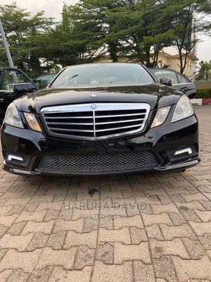 Mercedes-Benz E350 2010 Black | Cars for sale in Abuja (FCT) State, Jabi
