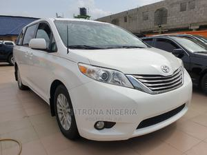 Toyota Sienna 2012 XLE 7 Passenger White | Cars for sale in Lagos State, Ikeja