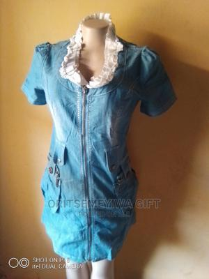Beautiful Jean Gown | Clothing for sale in Delta State, Aniocha South