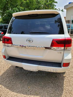 New Toyota Land Cruiser 2019 White | Cars for sale in Abuja (FCT) State, Maitama