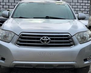 Toyota Highlander 2008 Limited Silver | Cars for sale in Lagos State, Ojodu