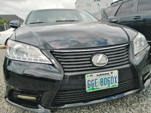 Lexus ES 2013 350 FWD Black | Cars for sale in Rivers State, Port-Harcourt