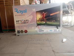 Royal 40 Inches Smart   TV & DVD Equipment for sale in Abuja (FCT) State, Wuse