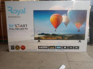 Royal 50 Inches Smart | TV & DVD Equipment for sale in Abuja (FCT) State, Wuse