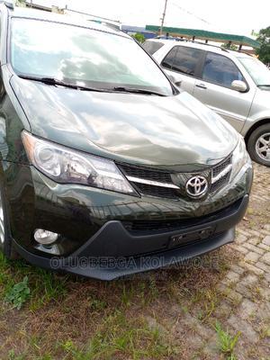 Toyota RAV4 2014 Green | Cars for sale in Lagos State, Ikeja