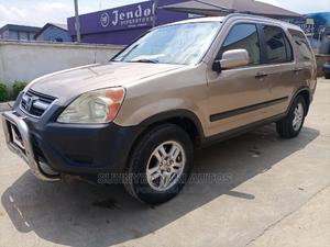 Honda CR-V 2004 Gold | Cars for sale in Lagos State, Ifako-Ijaiye