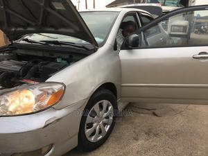 Toyota Corolla 2004 S Silver | Cars for sale in Lagos State, Yaba
