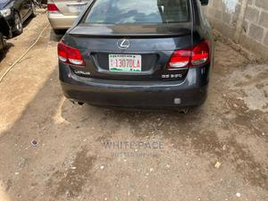 Lexus GS 2008 350 Gray   Cars for sale in Lagos State, Ikeja