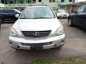 Lexus RX 2008 400h Silver | Cars for sale in Lagos State, Ikeja
