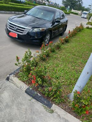 Honda Accord CrossTour 2010 EX-L AWD Black   Cars for sale in Lagos State, Ajah