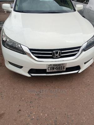 Honda Accord 2015 White | Cars for sale in Lagos State, Ikeja