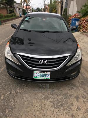 Hyundai Sonata 2013 Black | Cars for sale in Lagos State, Ogudu