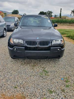 BMW X3 2006 Black   Cars for sale in Abuja (FCT) State, Kubwa