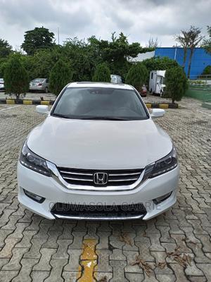 Honda Accord 2013 White | Cars for sale in Lagos State, Ikeja