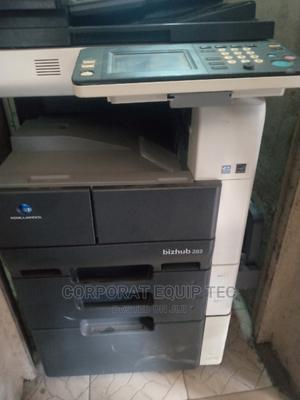Bizhub 282 Printer / Photocopy | Printers & Scanners for sale in Lagos State, Surulere