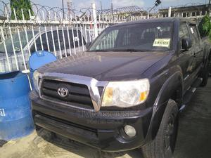 Toyota Tacoma 2006 Black | Cars for sale in Lagos State, Ogba