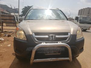 Honda CR-V 2004 Gold | Cars for sale in Lagos State, Ikeja