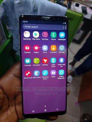 Samsung Galaxy Note 8 64 GB Blue | Mobile Phones for sale in Lagos State, Ikeja