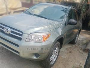 Toyota RAV4 2009 2.0 4x4 VX Green   Cars for sale in Lagos State, Isolo