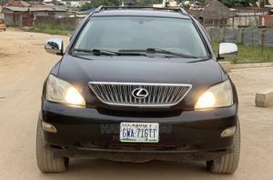 Lexus RX 2006 Black | Cars for sale in Abuja (FCT) State, Jahi