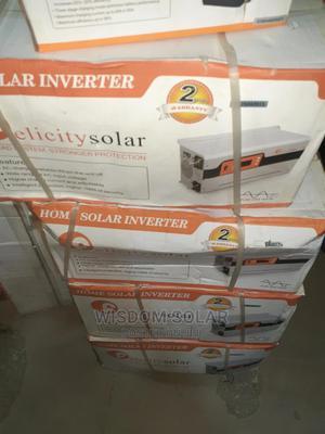 2.5kva 24V Felicity Solar Inverters   Solar Energy for sale in Lagos State, Agege