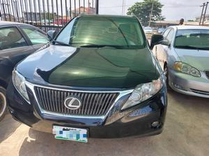 Lexus RX 2011 350 Black | Cars for sale in Lagos State, Alimosho