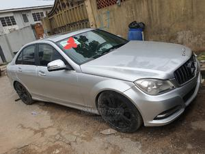 Mercedes-Benz C300 2013 Silver | Cars for sale in Lagos State, Yaba