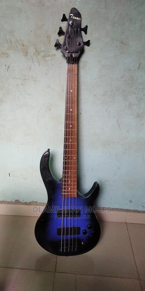 5 Strings Bass Guitar   Musical Instruments & Gear for sale in Lagos State, Alimosho