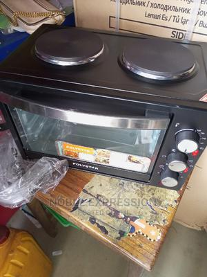 Polystar Oven With Hotplate   Kitchen Appliances for sale in Lagos State, Ojo
