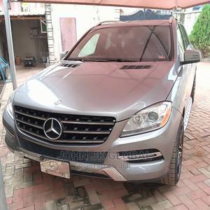 Mercedes-Benz M Class 2011 Gray | Cars for sale in Kaduna State, Kaduna / Kaduna State