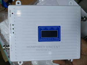 GSM Network Booster Tri Band Repeater   Accessories & Supplies for Electronics for sale in Lagos State, Ikeja