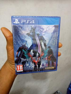 Ps4 Devil May Cry 5 PS4 | Video Games for sale in Lagos State, Ikeja
