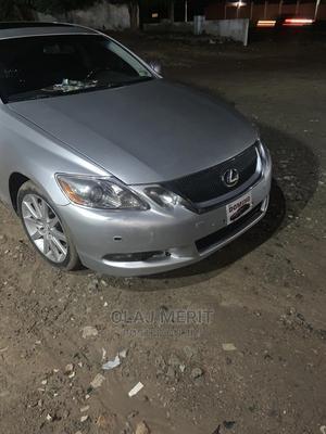 Lexus GS 2008 300 Silver | Cars for sale in Ekiti State, Ado Ekiti