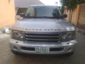 Land Rover Range Rover Sport 2007 HSE 4x4 (4.4L 8cyl 6A) Silver | Cars for sale in Abuja (FCT) State, Garki 2