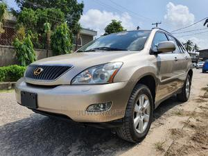 Lexus RX 2005 330 Gold | Cars for sale in Lagos State, Gbagada