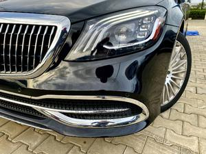 Mercedes-Benz S Class 2019 Maybach S 650 (X222) Black | Cars for sale in Lagos State, Lekki