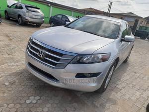 Honda Accord CrossTour 2010 EX-L AWD Silver | Cars for sale in Lagos State, Ojodu