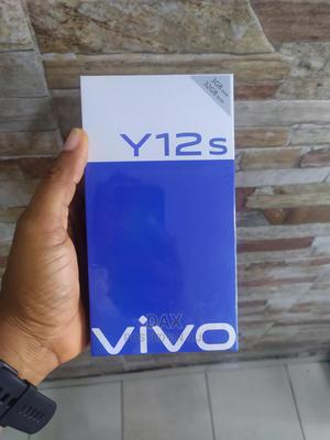 New Vivo Y12s 32 GB Blue | Mobile Phones for sale in Lagos State, Victoria Island