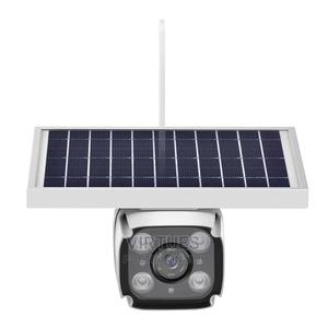 Waterproof IP67 Solar Powered Battery IP Camera | Security & Surveillance for sale in Lagos State, Ikeja