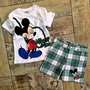 White Top and Checkers Shorts | Children's Clothing for sale in Lagos State, Amuwo-Odofin